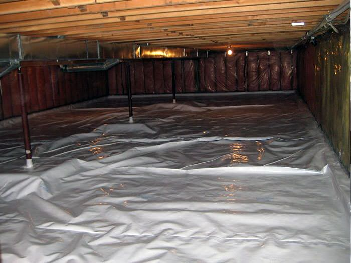 Crawl Space Cleanup In Victoria Nanaimo Saanich Crawl