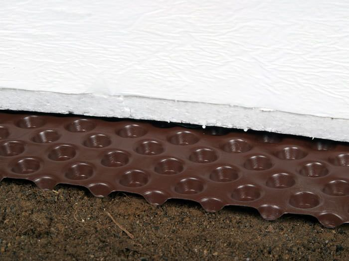 Crawl Space Insulation With Terrablock In British Columbia
