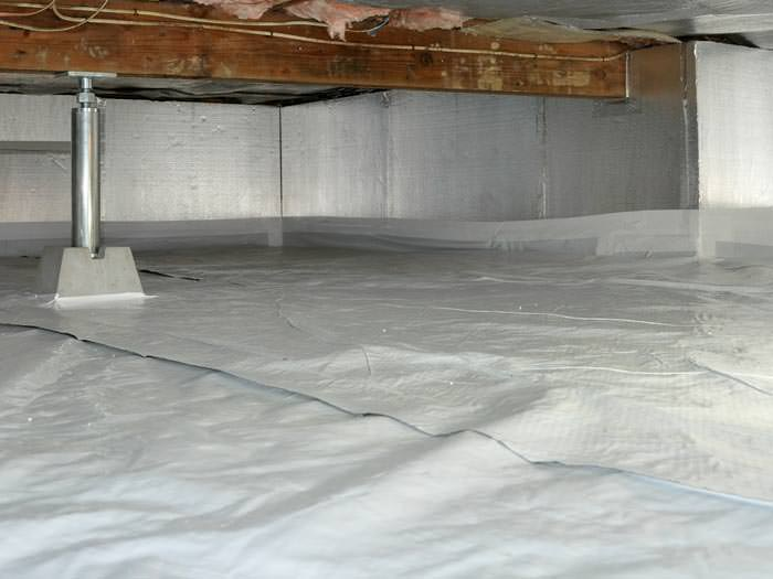 crawl space sealing in victoria nanaimo saanich bc