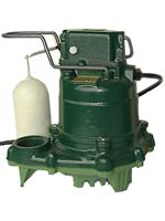 cast-iron zoeller sump pump systems available in North Sannich, British Columbia