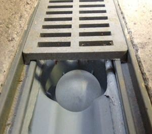 Trenchlock Trench Drain Inserts By Island Basement
